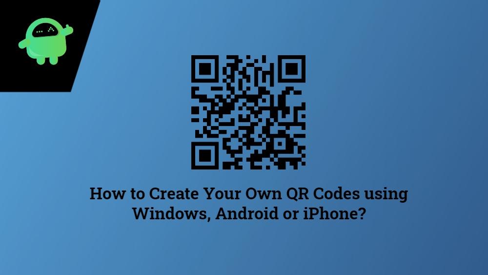 qr code featured