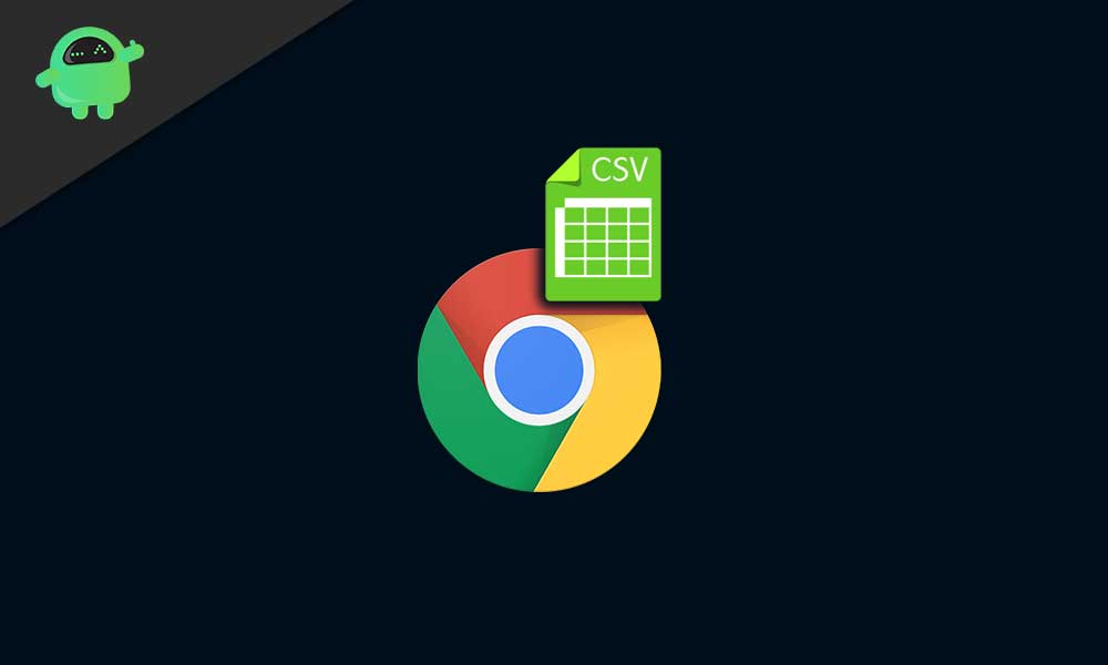 How to Import or Export Passwords From CSV in Google Chrome
