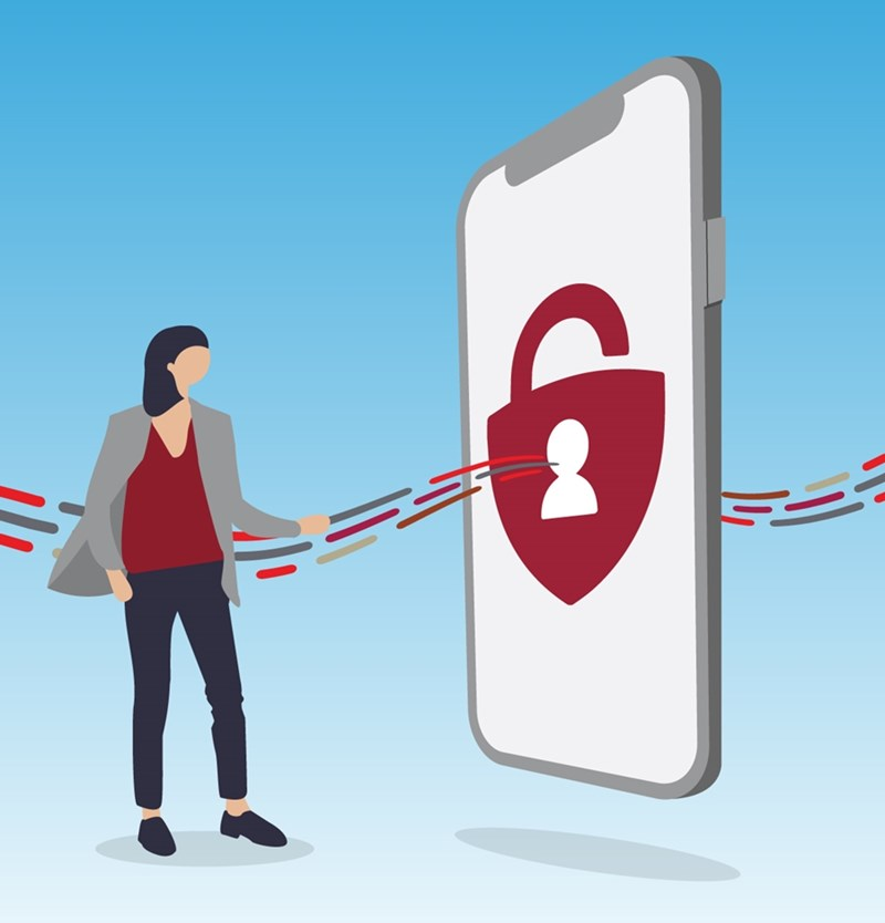 Multi-factor authentication adds a layer of security for our campus.