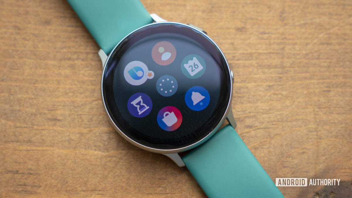 samsung galaxy watch active 2 review all apps