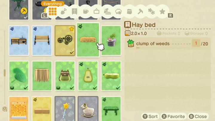 Animal Crossing hot item
