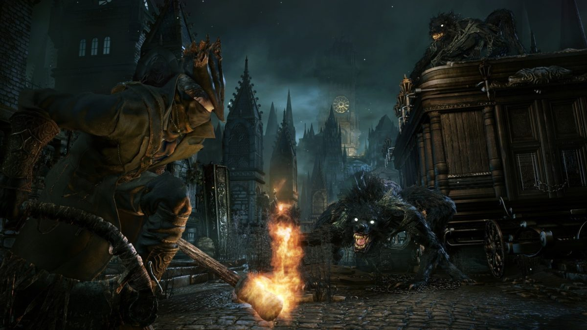 bloodborne best ps4 games