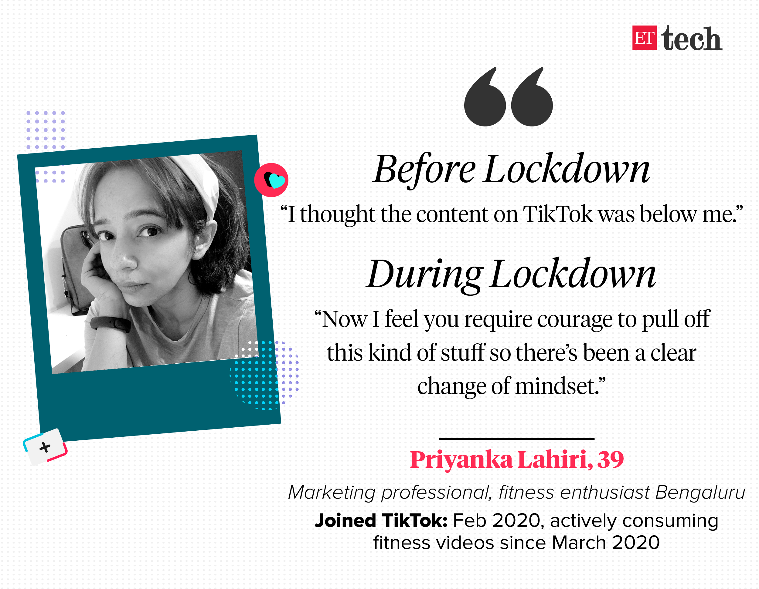 TikTok finally finds favour with India's social media elite
