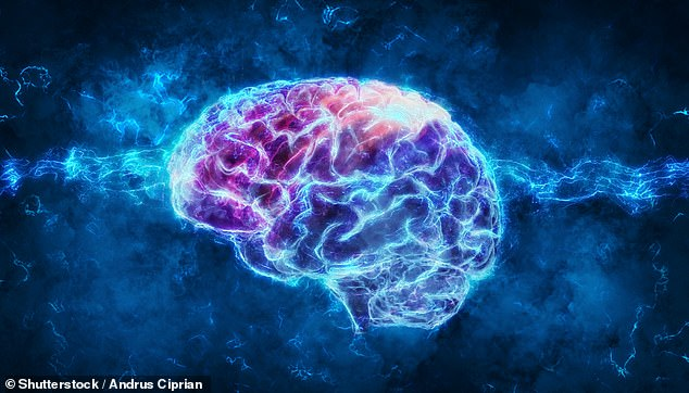 Coronavirus harms the brain and nervous system of HALF of severely ill patients, a study on patients with COVID-19 in the Chinese city of Wuhan has found (stock image)
