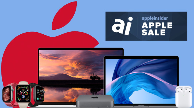 Apple month-end deals at BandH