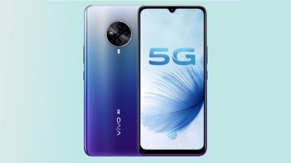 Vivo S6 5G Smartphone Announced With Quad Rear Cameras