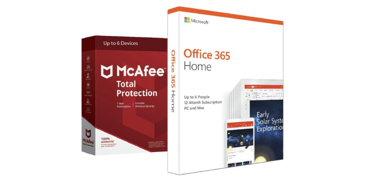office 365 and mcafee