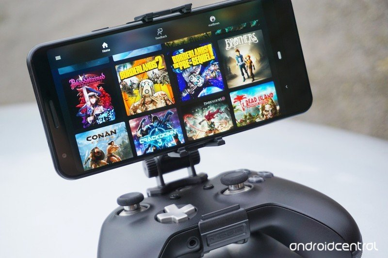 Xbox One Project Xcloud Games Library