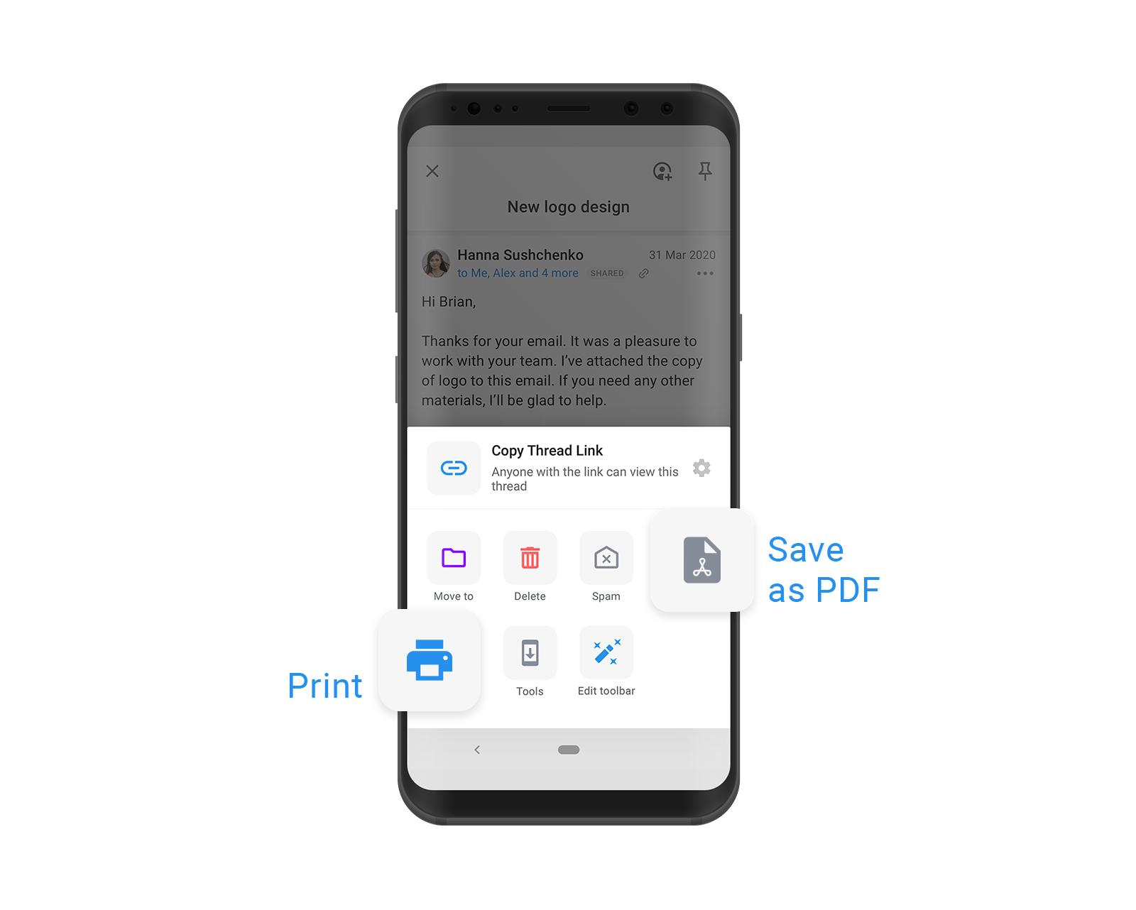 Print or Save as PDF