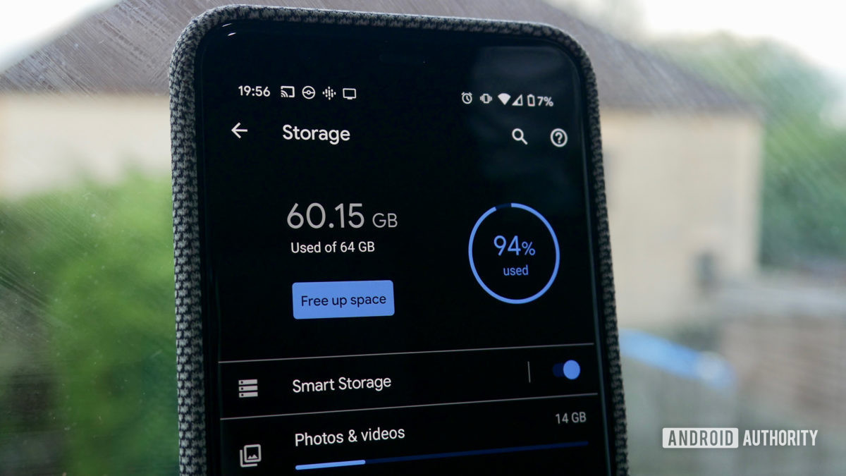 google pixel 4 xl revisited storage
