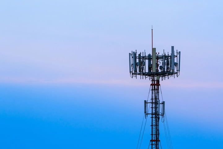 cell radio tower