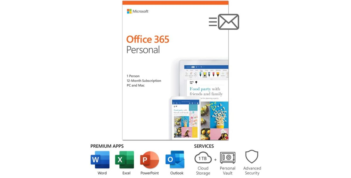 microsoft office 365 personal deal