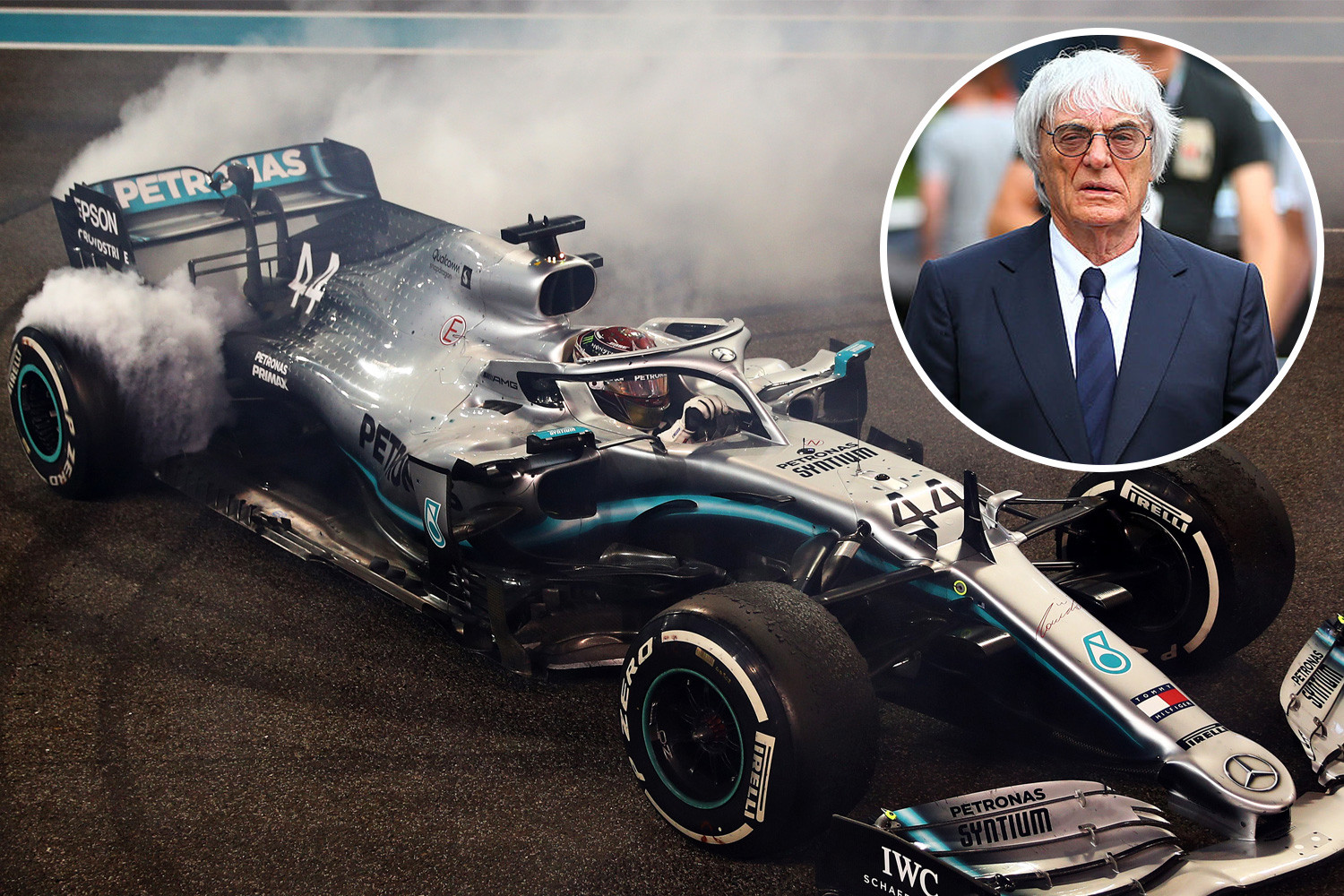 Former F1 supremo Bernie Ecclestone has revealed he wants the sport to be more entertaining