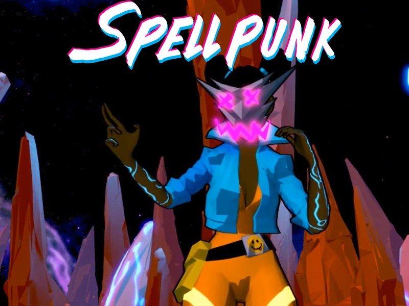 Spellpunk VR Hero