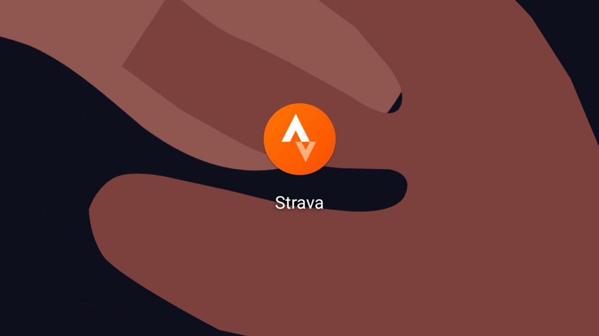 strava app icon google pixel 4 xl