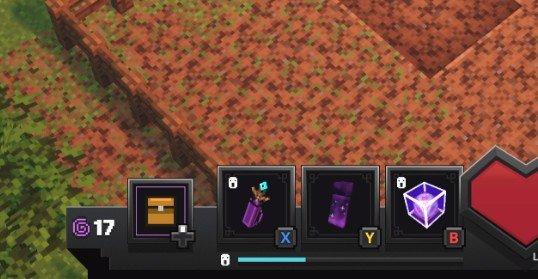 Minecraft Dungeons Souls Meter
