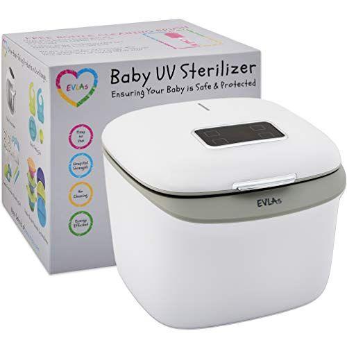 Evlas UV Sterilizer (Amazon / Amazon)