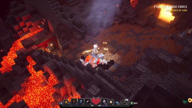 Fiery Forge Rune Location