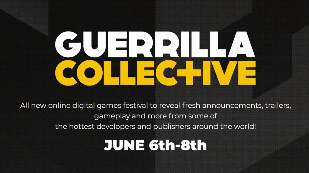 Guerrilla collective E3 digital event