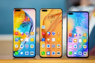 Huawei P40 family - P40 Pro, P40 Pro+ and P40