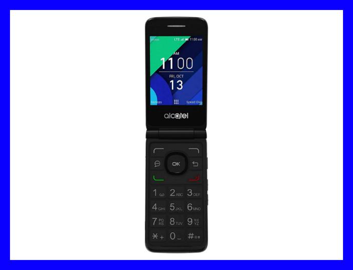 Get the Alcatel QuickFlip (4044C) for $40. (Photo: Alcatel)