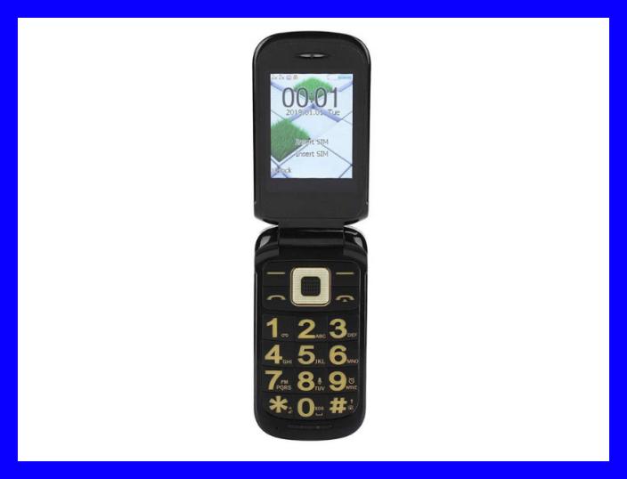 Get the fosa1 Flip Phone (L136) for $36. (Photo: fosa1)