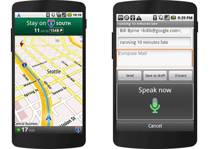 android versions 2.0 2.1 2.2 Eclair