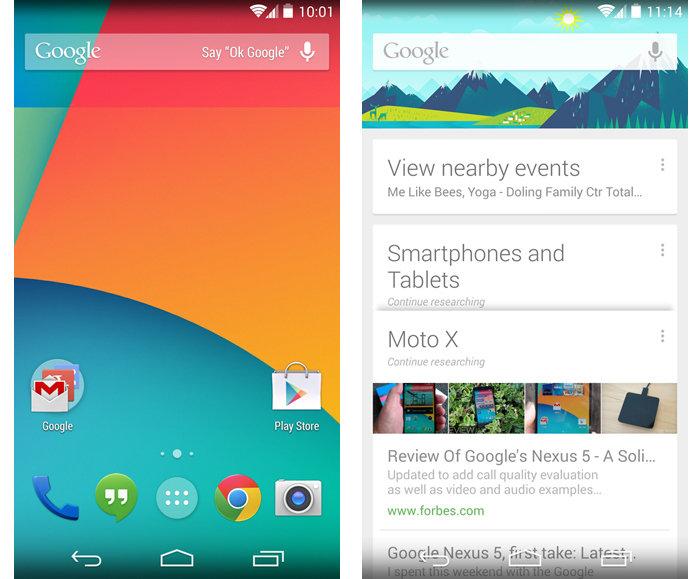 Android version 4.4 KitKat
