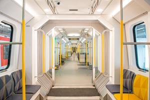 MOVIA C30 metro interior design
