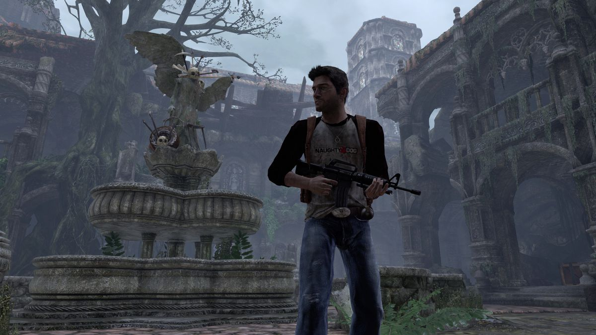 Uncharted: Drake's Fortune Chapter 13 collectible treasure locations