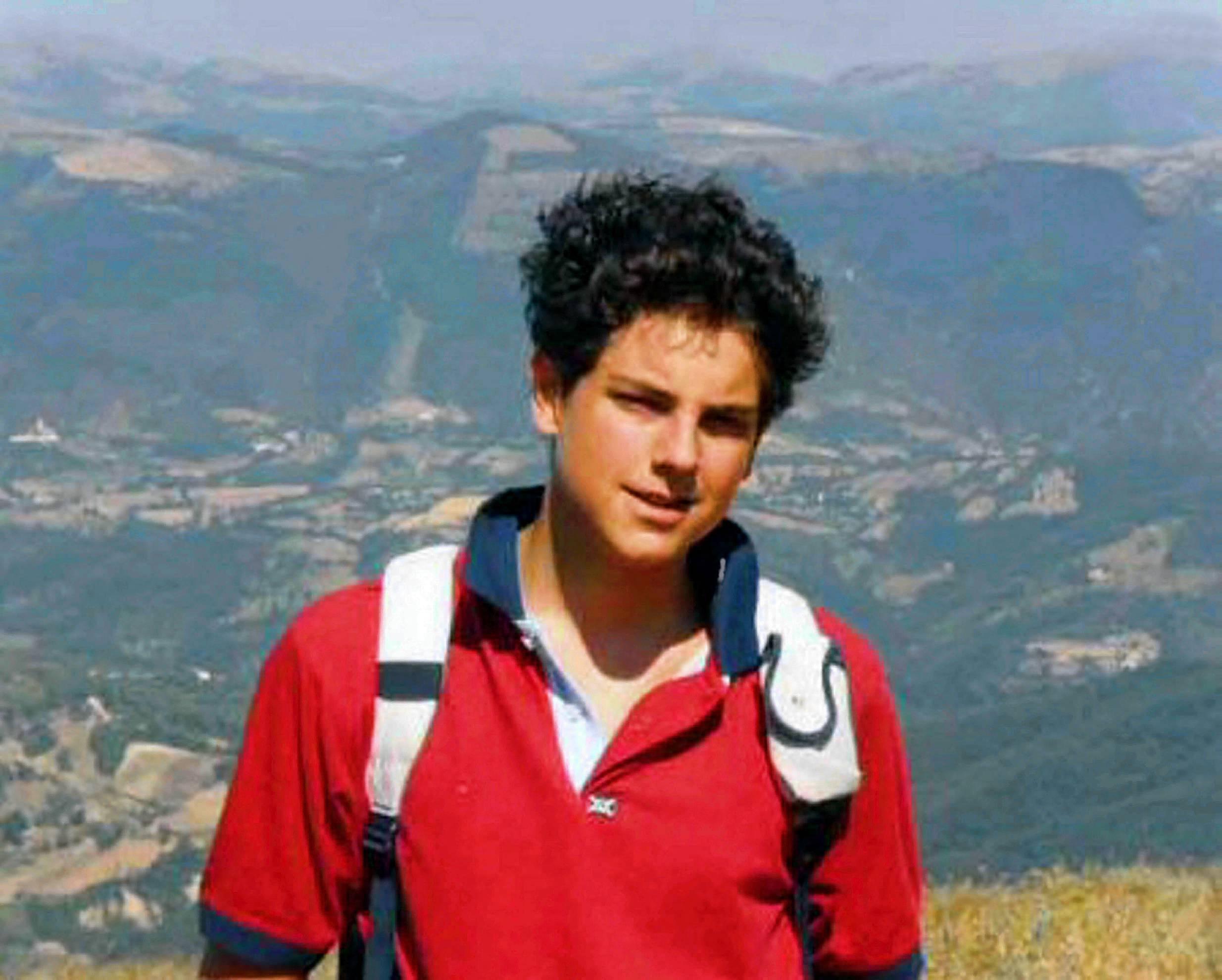 Young Italian Tech Whiz Carlo died of leukaemiain 2006