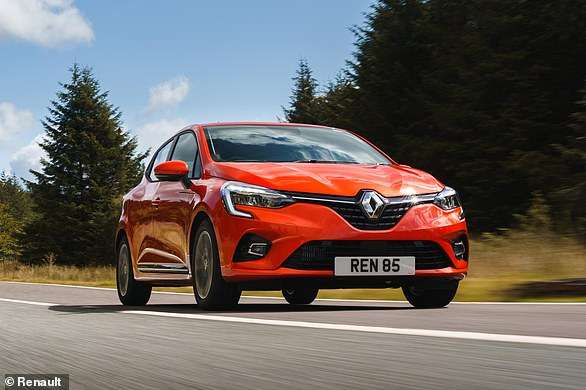 Renault's Clio became the best-selling new car in Europe in May 2020, overtaking the VW Golf at the top of the standings
