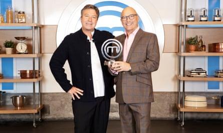 Recipe for success … John Torode and Gregg Wallace.