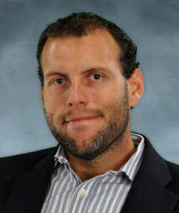 Head shot of Stephen Horvath