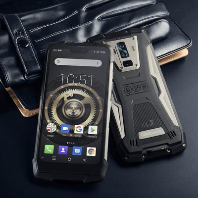 IP68 Waterproof Rugged Outdoor Smartphone 6GB+128GB Android 9.0 ...