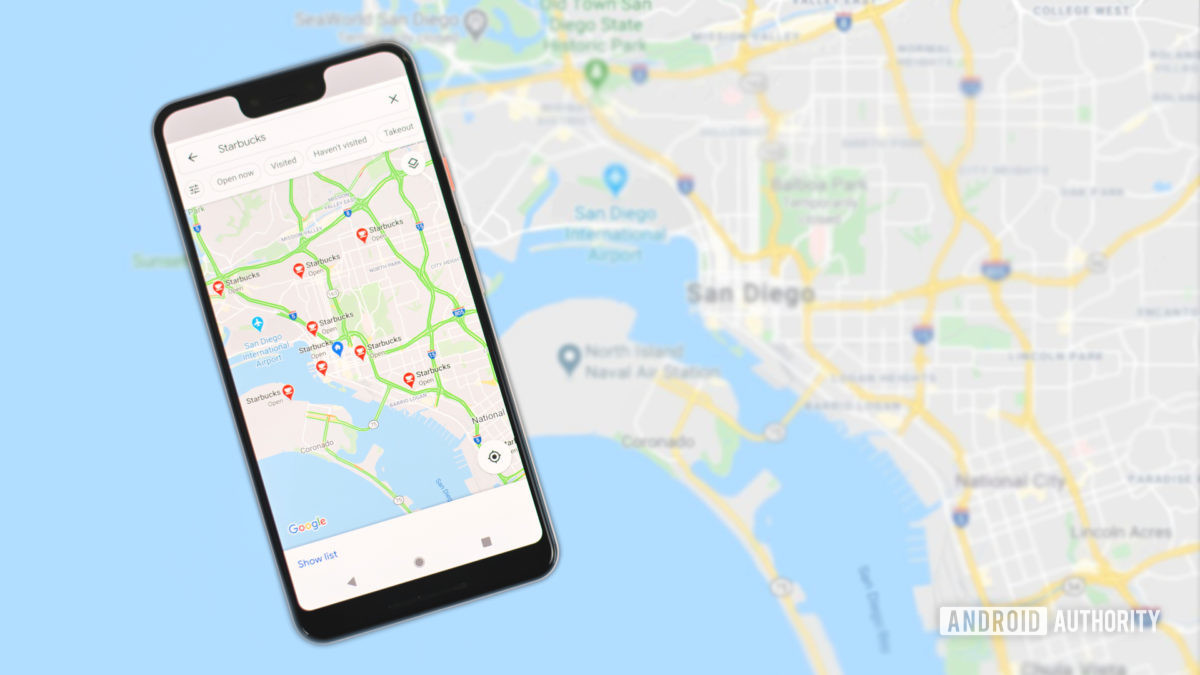 Google Maps - best location sharing apps for android