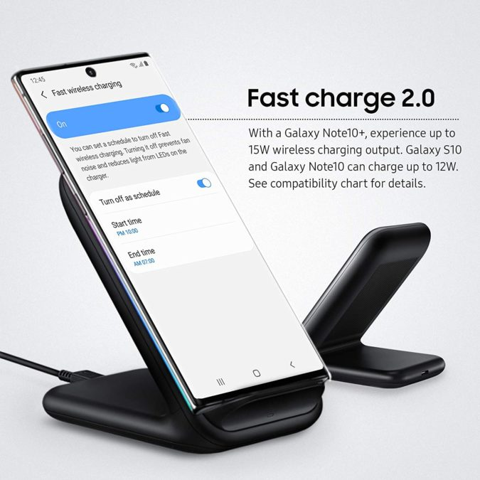 Samsung fast charge 2 wireless charger