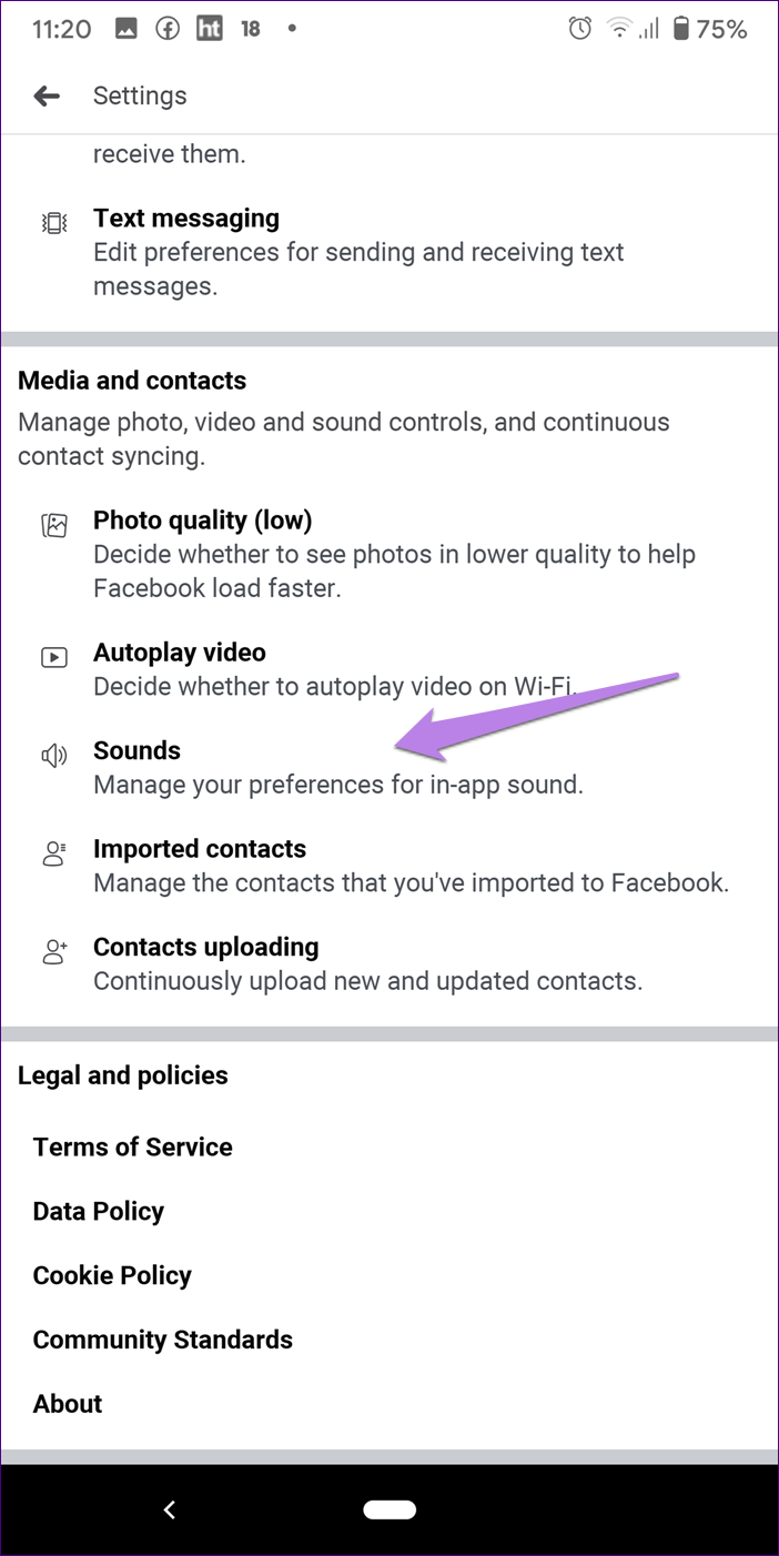 Facebook lite app tips tricks hidden features 13