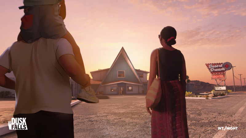 As Dusk Falls comes from a studio that split from Quantic Dream.