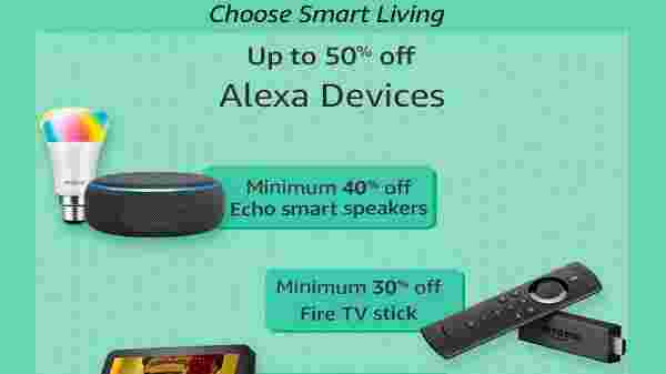 Up To 70% Off On Alexa Devices