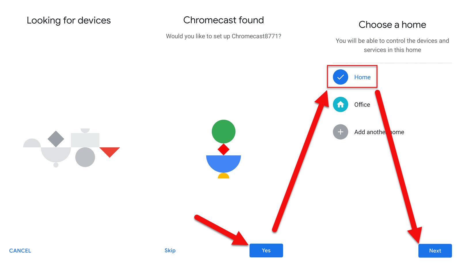 How to set up a Chromecast