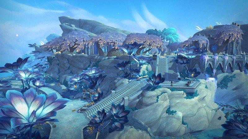 Wow Shadowlands Bastion