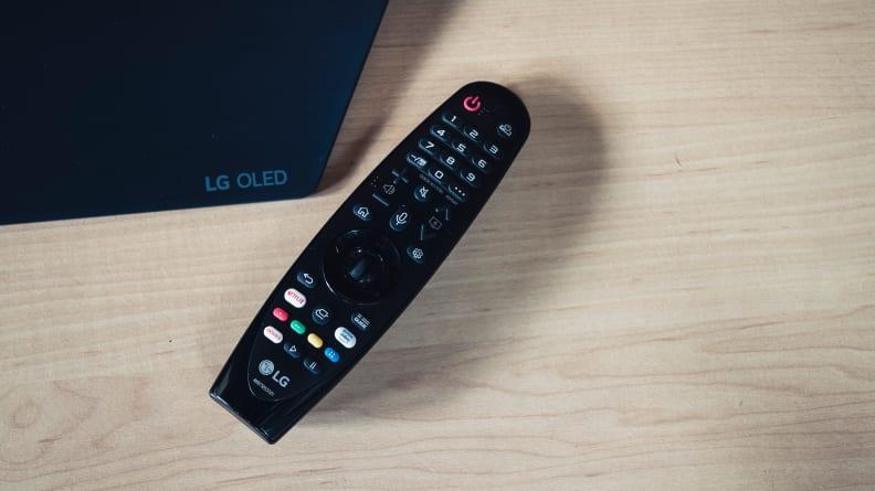 LG BX OLED Magic Remote Control
