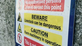 Farm Safety Week: Farming still Britain's most deadly occupation