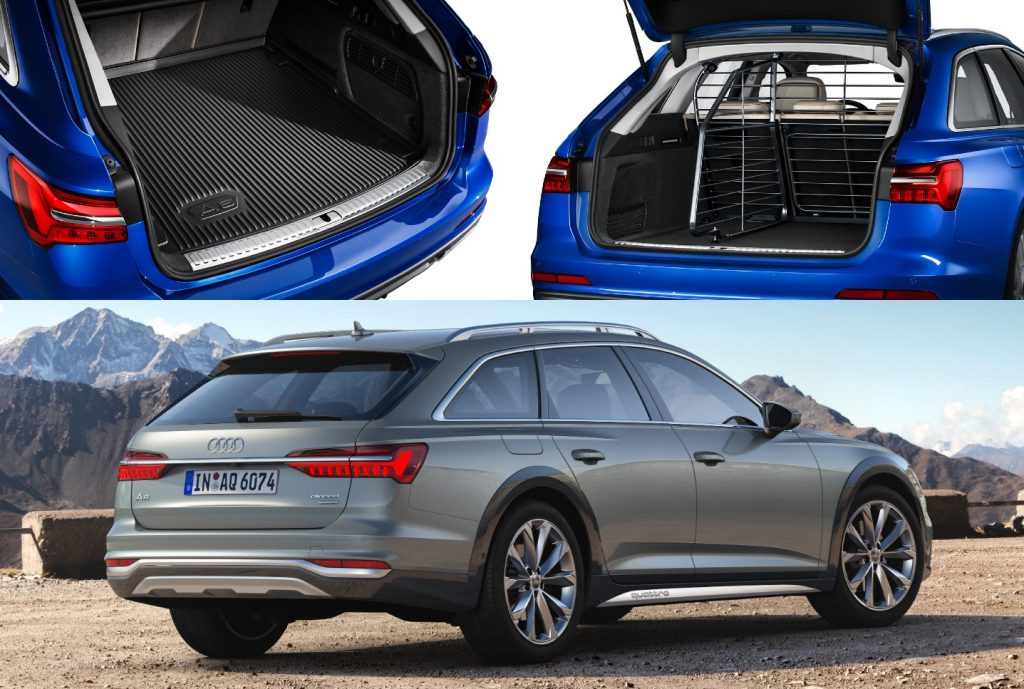 Audi A6 allroad - Sunday Times Motor Awards 2020