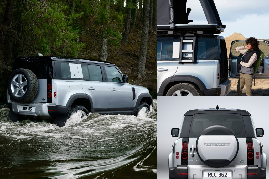 Land Rover Defender - - Sunday Times Motor Awards 2020 Dog-friendly cars
