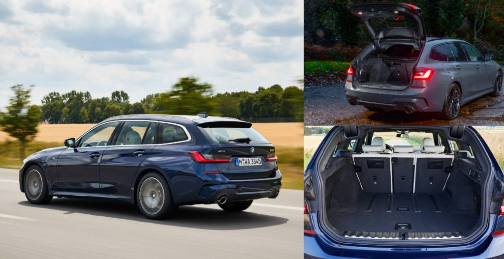 BMW 3-Series Touring - Sunday Times Motor Awards 2020 Dog-friendly cars