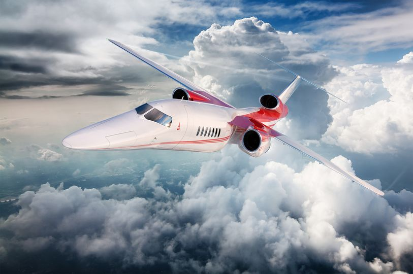 The Aerion AS2 is a direct competitor to Spike's S-512.