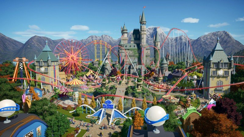 Planet Coaster July 2020
