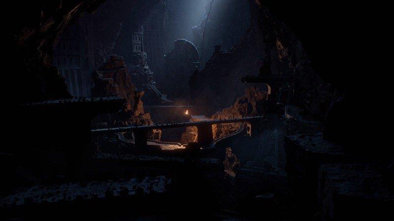 Avowed Trailer Underground